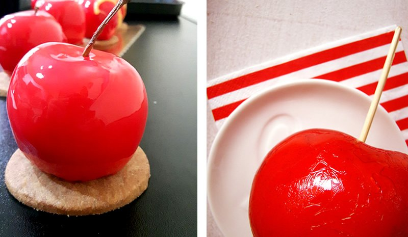 Ricetta the enchanted apple di Martina Cantone con James 1599