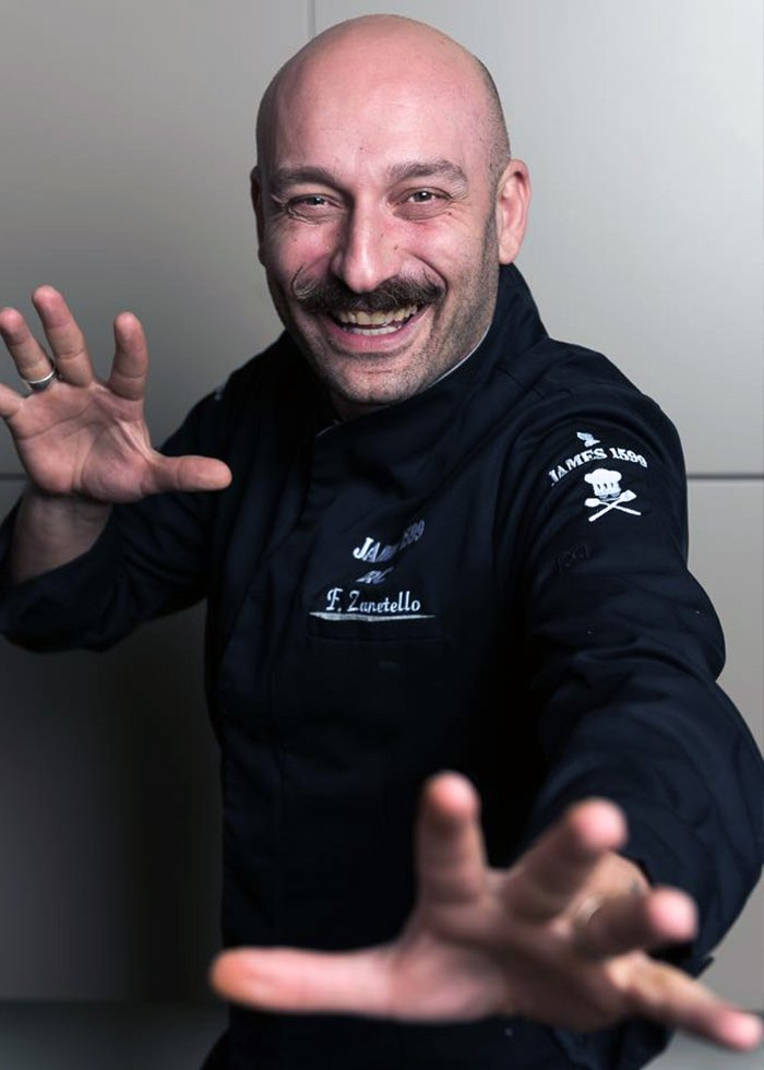 Fabio Zanetello Chef